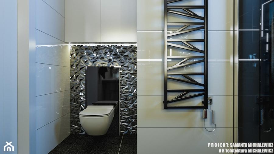 Zielona Góra Wnętrze Ultrakobiecej łazienki łazienka