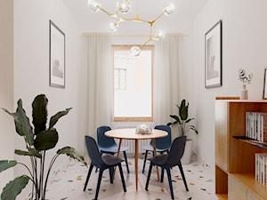 Projekt mieszkania i adaptacji strychu