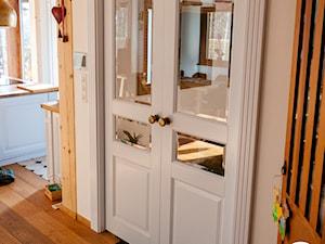 Drzwi drewniane system Pivot - zdjęcie od Stolpol Schody Drzwi Okna Drewniane