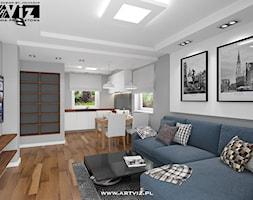 Mieszkanie+2-poziomowe+pod+najem+-+zdj%C4%99cie+od+ARTVIZ+Pracownia+Projektowa+WROC%C5%81AW