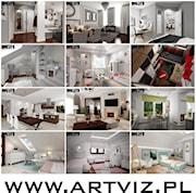 ARTVIZ Pracownia Projektowa WROCŁAW - Architekt / projektant wnętrz