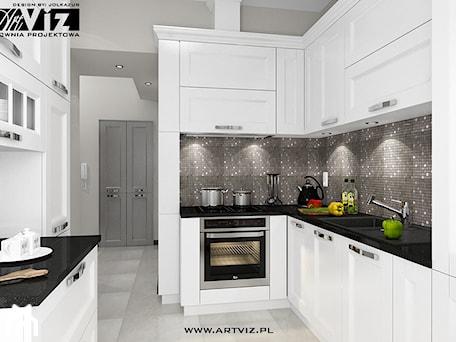Mieszkanie w kamienicy - zdjęcie od ARTVIZ Pracownia Projektowa