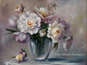 Lidia Olbrycht Painting Art - Artysta, designer