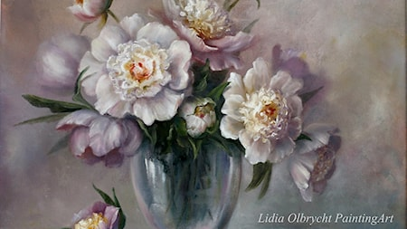 Lidia Olbrycht Painting Art