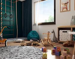 Pokój chłopca (5 lat) wg. metod Montessori - zdjęcie od KWKONCEPT - Homebook