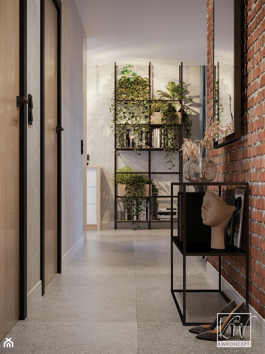 Loftowy apartament - zdjęcie od KWKONCEPT
