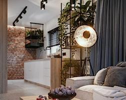 Loftowy apartament - zdjęcie od KWKONCEPT - Homebook