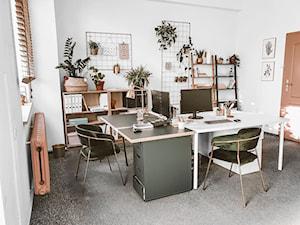 Miejsce pracy/ domowe biuro INSPIRACJE