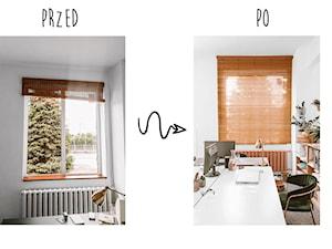 Metamorfoza biura Nasze Domowe Pielesze