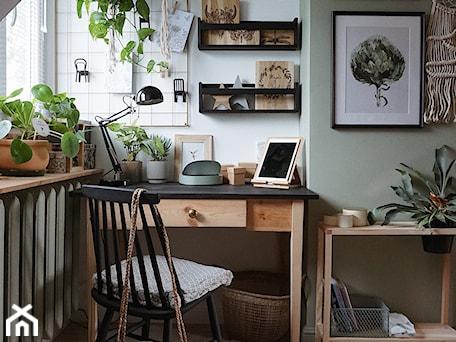 Domowe Biuro, kącik pracy Nasze Domowe Pielesze - zdjęcie od Nasze Domowe Pielesze