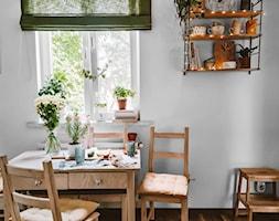 Jadalnia i kuchnia - Nasze Domowe Pielesze - zdjęcie od Nasze Domowe Pielesze - Homebook