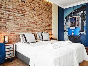 Sypialnia w apartamencie - zdjęcie od MaxDesigner