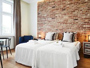 Sypialnia w apartamencie na wynajem - zdjęcie od MaxDesigner