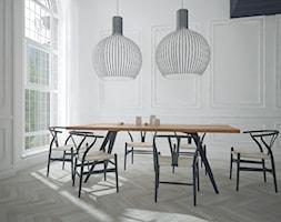 St%C3%B3%C5%82+Vita+na+nogach+ze+stali+malowanej+na+kolor+czarny+-+zdj%C4%99cie+od+Gioia+Furniture