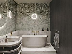 Projekt łazienki by 404 Studio - zdjęcie od 404 Studio
