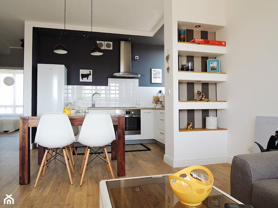 Jak oddzielić kuchnię od salonu? Pomysły dla otwartej