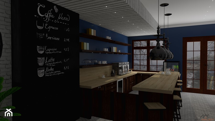 Kawiarnia - zdjęcie od MAC-Project