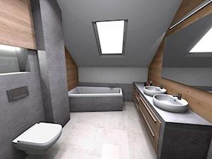 Lemax_Design_Projekty_Łazienek - Architekt / projektant wnętrz