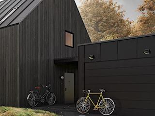 Czarna stodoła