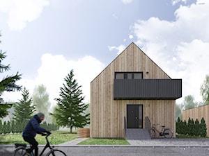Przebudowa domu w  Sandefjord