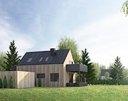 Przebudowa nowoczesnej stodoły - zdjęcie od Ggrupa - Homebook
