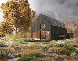 Czarna stodoła - zdjęcie od Ggrupa - Homebook
