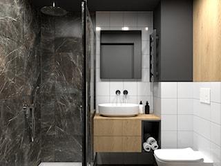 Nowoczesna łazienka w 5 różnych odsłonach - zobacz rozwiązania, które sprawdzają się w małych wnętrzach