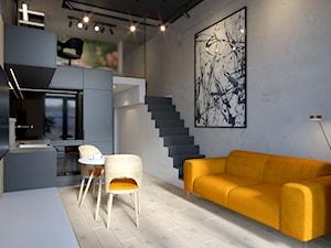 Mieszkanie 25 m² – jak urządzić nowoczesne mieszkanie z antresolą?