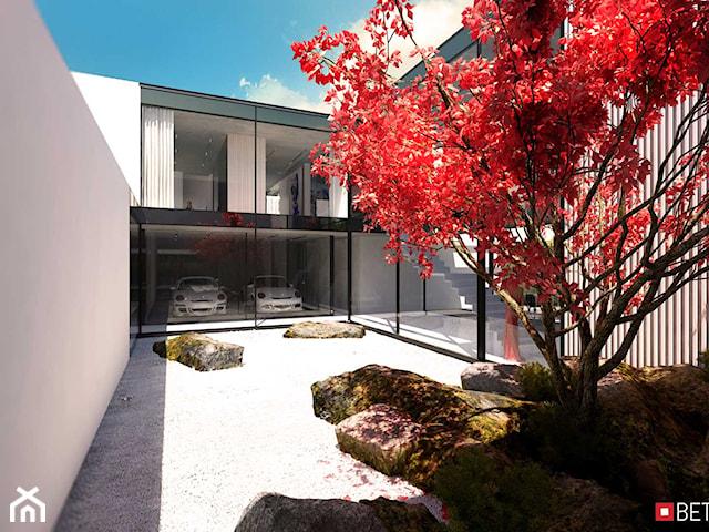 911 House R1 - dom atrialny / Architekt Seweryn Nogalski Beton House