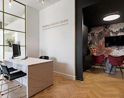 ZŁOTE PRZESZKLENIA - Wnętrza publiczne, styl nowoczesny - zdjęcie od Sophie Homestyle - Homebook