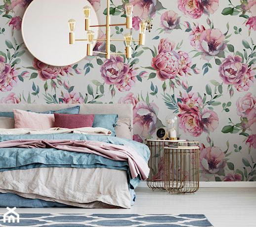 Modne tapety w 2021 roku – najmodniejsze wzory tapet do salonu i sypialni