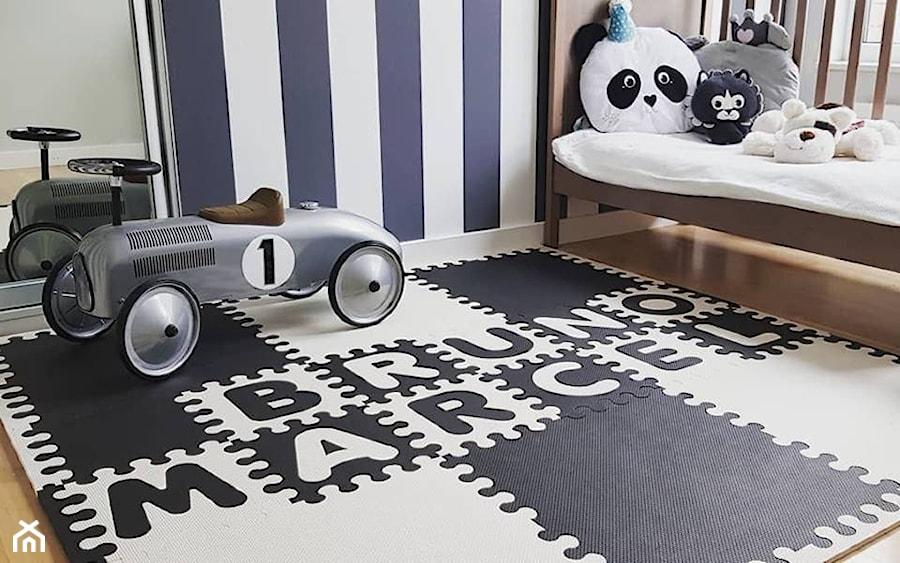 Mata piankowa dywanik dla dziecka do pokoju - zdjęcie od CUTESHOP
