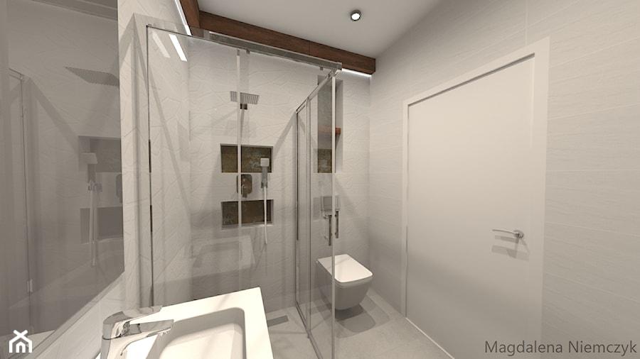 Titanium Lamiera łazienka Styl Eklektyczny Zdjęcie Od