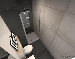 Aranżacja łazienki Projekt Wnętrza Mieszkalnego Leroy