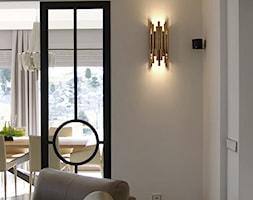 ELEGANCJA - Salon, styl glamour - zdjęcie od PERIHDESIGN - Homebook