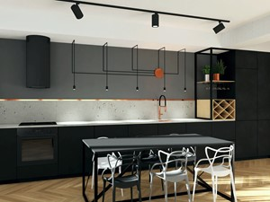 na miarę mieszkania - Architekt / projektant wnętrz