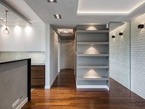 60-metrowe mieszkanie z akcentami loftu