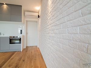 Minimalistyczne mieszkanie dla dwojga
