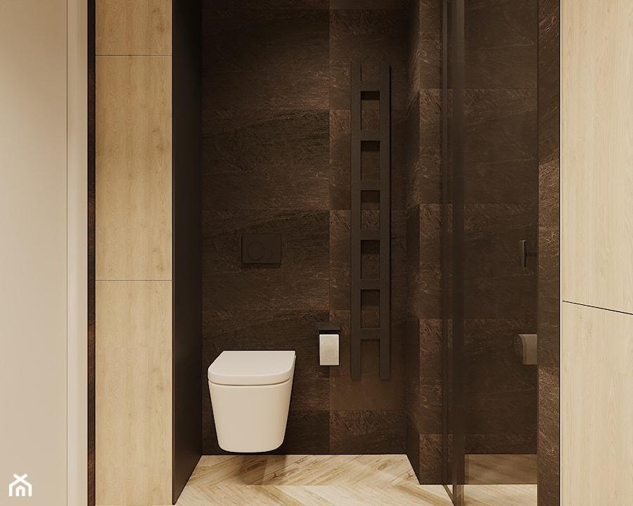 nowy projekt - Łazienka, styl nowoczesny - zdjęcie od Monika Hardej Architekt