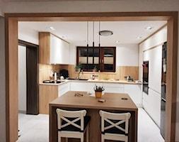 Biala+kuchnia+z+elementami+drewna+-+zdj%C4%99cie+od+HOLZOFFICE+Meble
