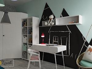 Pokój dla sześcioletniej dziewczynki - zdjęcie od Dekoreveli