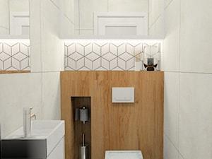 Łazienka i WC w bloku