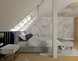 MODERN CLASSIC HOME MORĄG - Sypialnia, styl nowojorski - zdjęcie od MSprojekt - Homebook