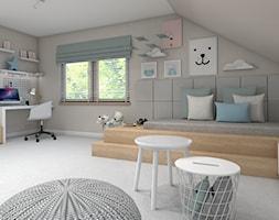 pokój dziecka - zdjęcie od Forma Studio Marta Graczyk-Szuta