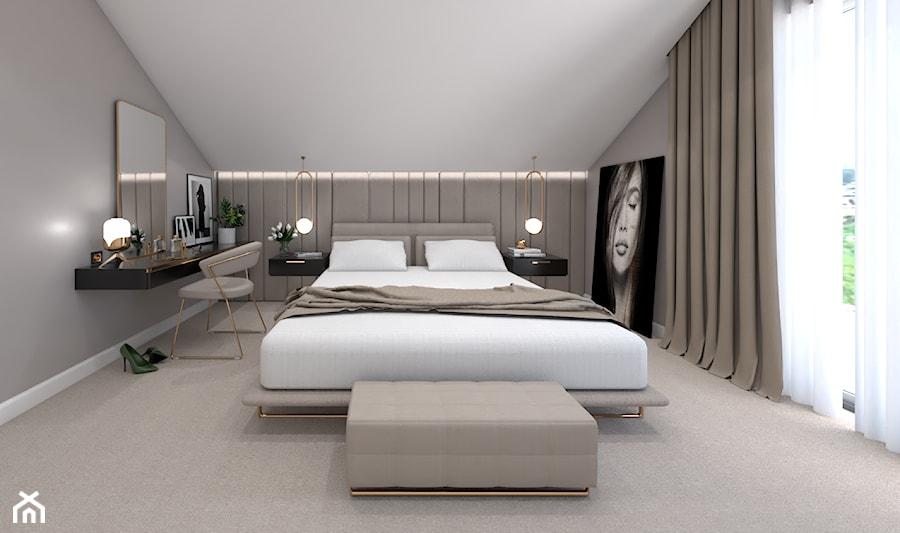 Sypialnia - zdjęcie od Forma Studio Marta Graczyk-Szuta