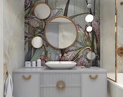 Łazienka dla gości - zdjęcie od Forma Studio Marta Graczyk-Szuta - Homebook