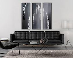 Obraz+Abstrakcyjny+-+tryptyk+czarny+-+zdj%C4%99cie+od+Picchio+Muratore