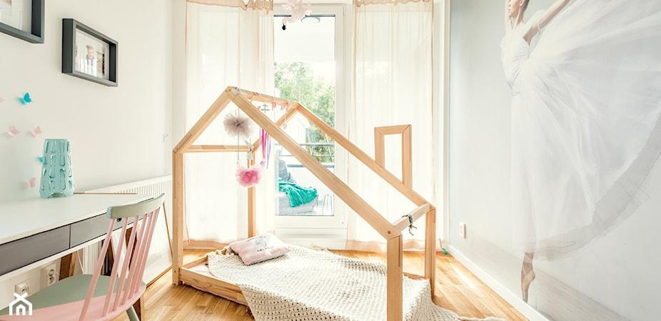 Jak zrobić łóżko domek? Poradnik krok po kroku