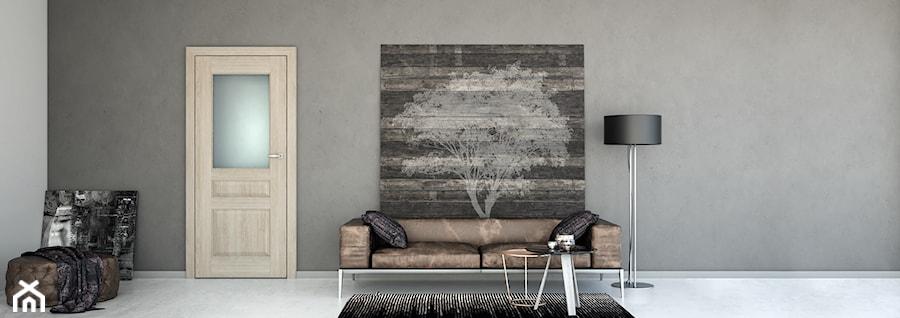 Nestor - Salon, styl minimalistyczny - zdjęcie od DRE