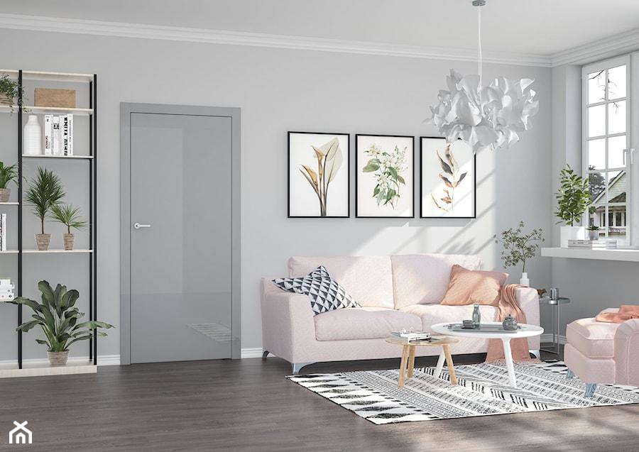 Silia - Salon, styl eklektyczny - zdjęcie od DRE